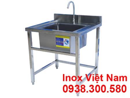 Chậu Rửa Inox 304 Loại Đơn CR-01
