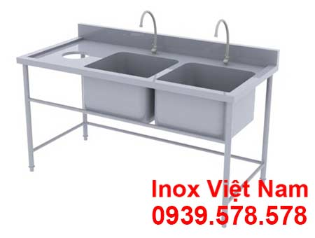 chau-rua-inox-doi-bat-ban-co-lo-xa-rac-cr19010